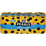 Pearls 6 oz. Ripe Pitted Extra-Large Black Olives, 8-Pack