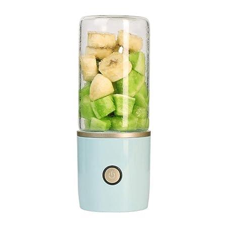 FPXNBONE Mini Batidora de Juicer,Licuadora portátil de Frutas y ...