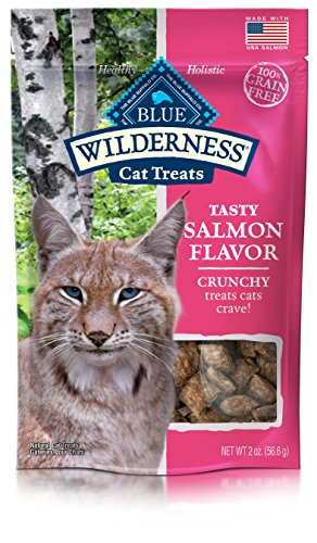 Blue Wilderness Grain-Free Crunchy Salmon Flavor C At Treats 2-Oz 12 Pack Review