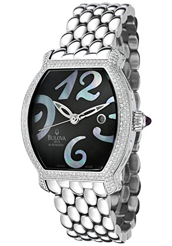 Bulova Premier Women's Automatic Watch 63R115