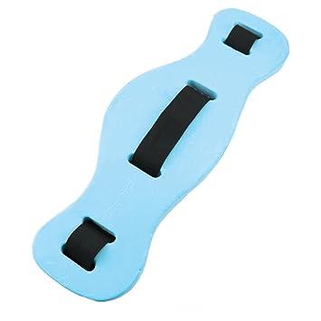 Niños creativos Segura Espuma de flotador de natación cintura formación cinturón natación Junta, azul, talla única: Amazon.es: Deportes y aire libre