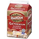 Idahoan REAL Premium Mashed Potatoes - 3.24lbs. - CASE PACK OF 4