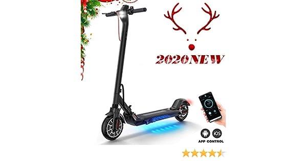 Scooter Eléctrico para Adultos,Potente Motor De 350W ...