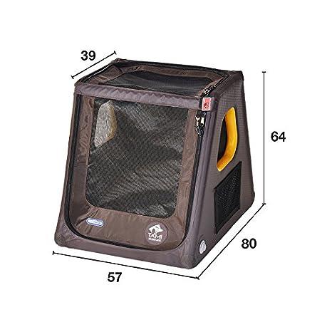 Tami - Perros caja de transporte hinchable transporte Caja Caja de ...