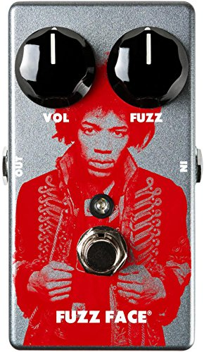 Dunlop JHM5 Jimi Hendrix Fuzz Face Pedal Limited Edition 1000 pcs Worldwide (
