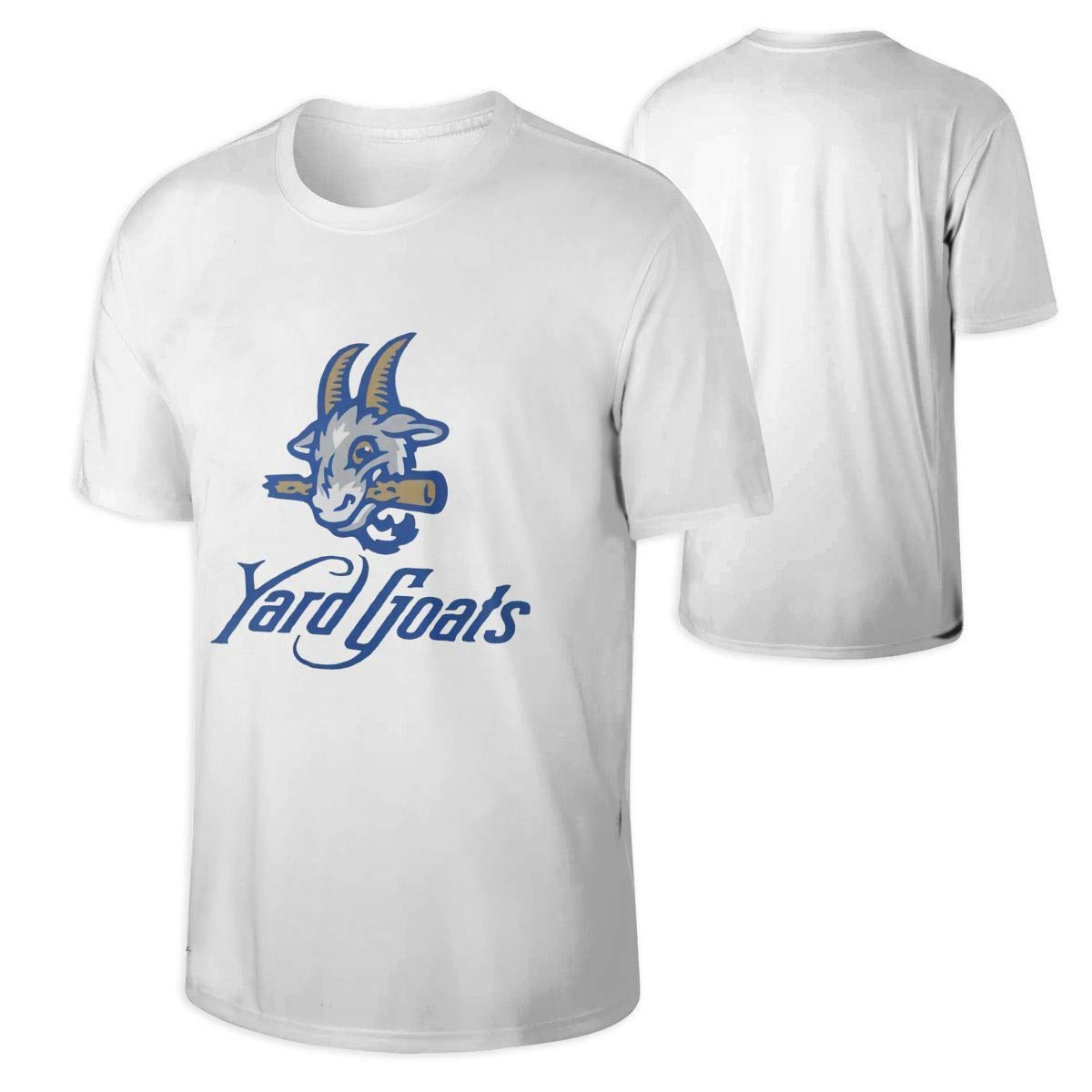Mr Xiaolei Mans Tjsports Hartford Yard Goats Baseball T Shirts
