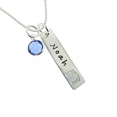 My Tiny Prints Personalized Name Necklace
