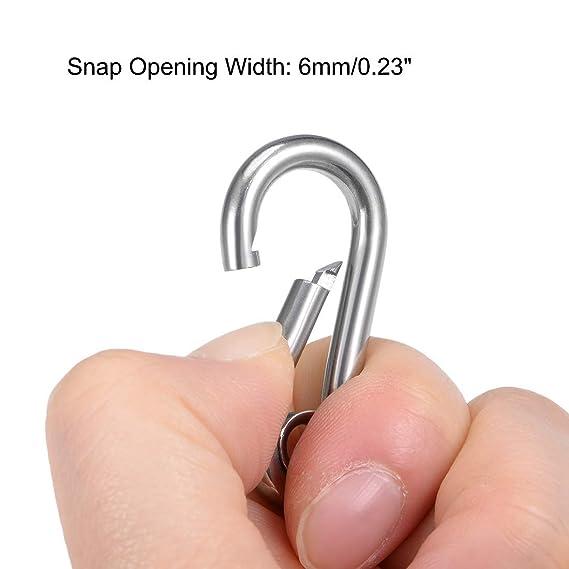 Amazon.com : ZCHXD Carabiner Snap Hook, 1.60