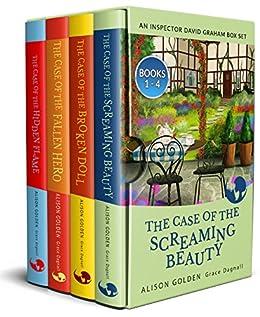 The Inspector David Graham Series: Books 1-4 (The Inspector David Graham Series Boxset) by [Golden, Alison, Dagnall, Grace]