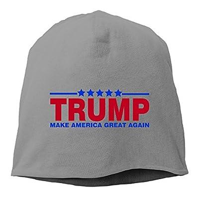 Fashion Make America Great Again Trump Beanie Cap Skull Hat -6 Colors
