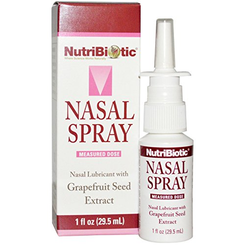 NutriBiotic Defense Plus and Nasal Spray Bundle with Ginger Root Extract, Maitake Mushroom, Grapefruit Seed Extract and Sodium Bicarbonate, 45 ct and 1 fl. oz. each by Nutribiotic (Image #2)