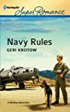 Navy Rules (Whidbey Island Book 1)