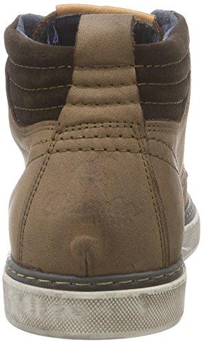 Wrangler Billy - botas desert de piel hombre marrón - Braun (30 Dk.Brown)