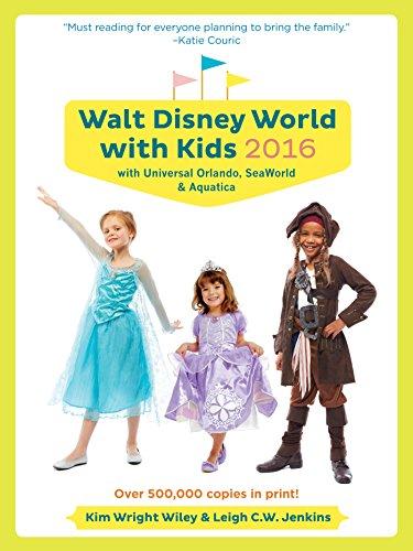 Fodor's Walt Disney World with Kids 2016: with Universal Orlando (Travel - Fl Disney Magic Orlando Kingdom