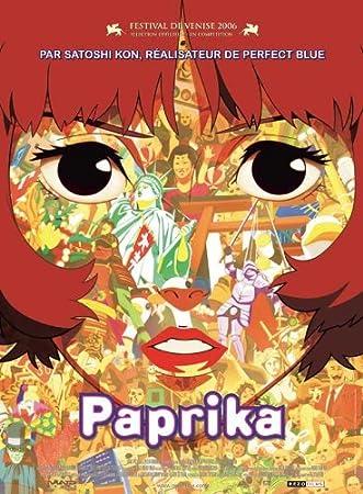 Image result for paprika movie poster