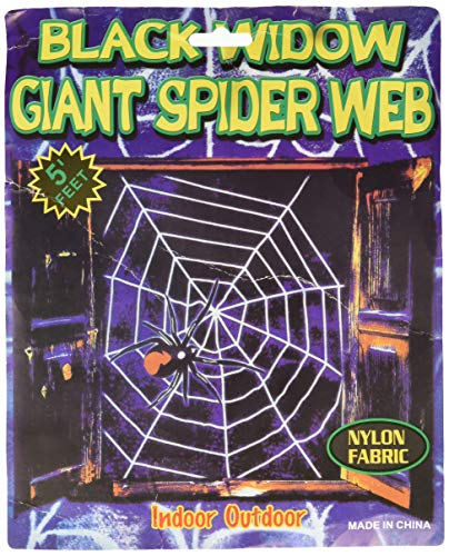 Giant Rope Spider Web -