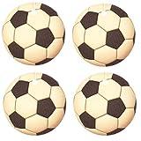 plumeria air freshener - Set of Four Soccer Ball Air Fresheners, Plumeria