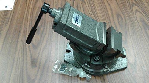 4'' Tilt & Swivel machine vise, 2-way universal vise, #850-TLT-04--NEW by CME