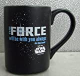Hallmark Star Wars SHP2014 May the Force Mug