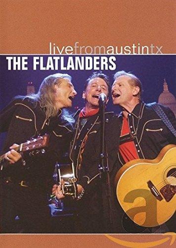 DVD : The Flatlanders - The Flatlanders: Live From Austin, Tx: Austin City Limits (DVD)