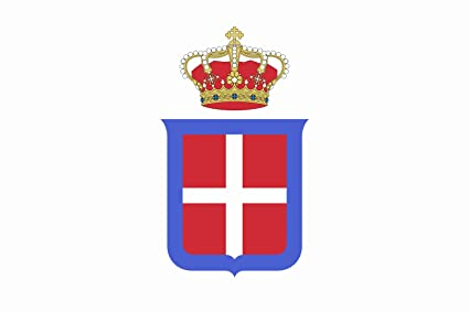 magFlags Large Flag Distintivo del governatore di colonia del Regno d Italia | landscape flag |