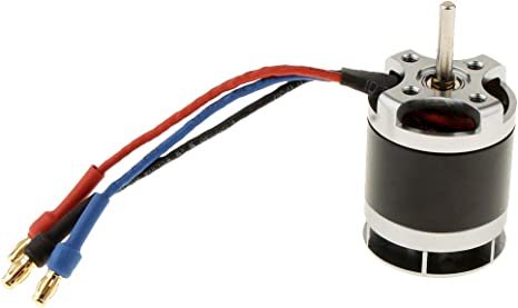 MagiDeal Replacement Brushless Motor FT012-16 Upgrade for Feilun FT012 RC Speedboat