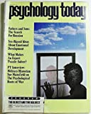 img - for Psychology Today, Volume 16 Number 6, June 1982 book / textbook / text book