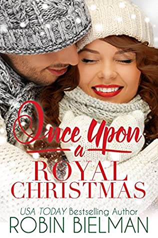 book cover of Once Upon a Royal Christmas