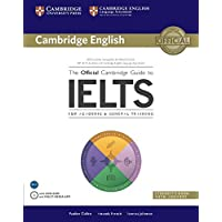 The Official Cambridge Guide to Ielts Student's Book with Answers with DVD-ROM