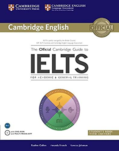 the official cambridge guide to ielts student s book with answers rh amazon com the official cambridge guide to ielts video the official cambridge guide to ielts dvd download