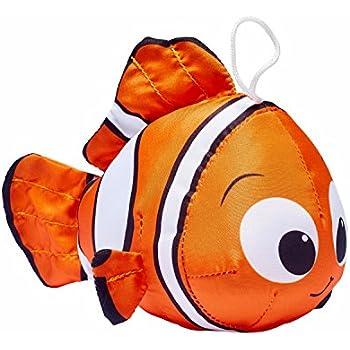 "Finding Dory Bath Nemo Plush, 7"""
