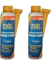 INOX® benzine Power additief, 250 ml - benzine-systeemreiniger toevoeging voor alle normale en superbenziners
