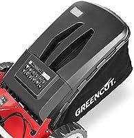 Cortacesped autopropulsado de gasolina 165cc ancho 483mm recogida 4-1 -GREENCUT