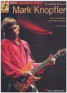 The Guitar Style Of Mark Knopfler. Partitions, CD pour Tablature ...