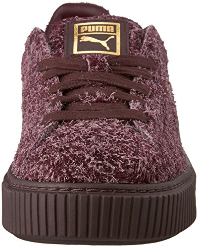 Platform Elemental Shoe Running Winetasting Suede Winetasting Women's PUMA axUqHEAE