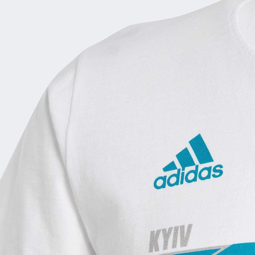 Unisex Adulto adidas RM Ucl18 WT Y Camiseta