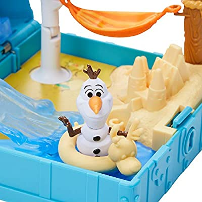 Disney Pop Adventures Frozen Olaf's Bedroom: Toys & Games