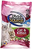 Nutrisource Chicken And Rice Formula Dry Cat Food, 6.6-Pound