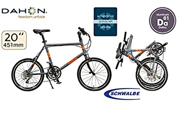 Bicicleta DAHON Dash D18 50,8 cm/18Gang
