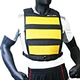 MIR - PRO F.A.I. (LONG STYLE) UNISEX WEIGHT VEST - HOLD UP TO 75LBS