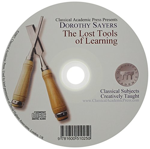 Dorothy Sayers: Lost Tools of Learning CD