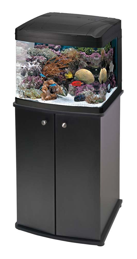 Sauder 413690, Select 29 Gallon Aquarium Stand, Black Finish by Sauder