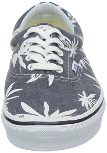 Bleu U washed navy Sneakers Leopar van Era Doren Vans Adulte Basses Mixte Palm 8waAw