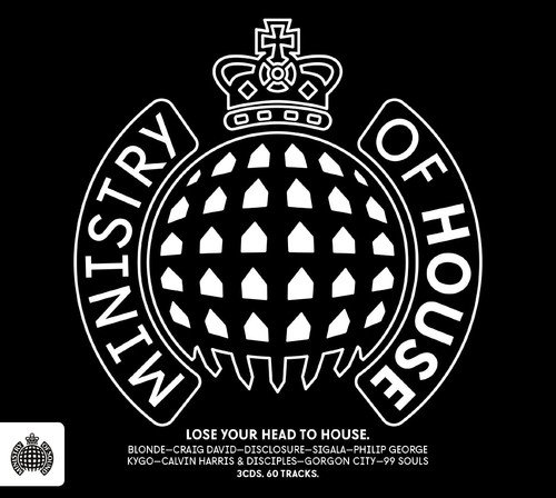 Ministry of Sound: Ministry of House