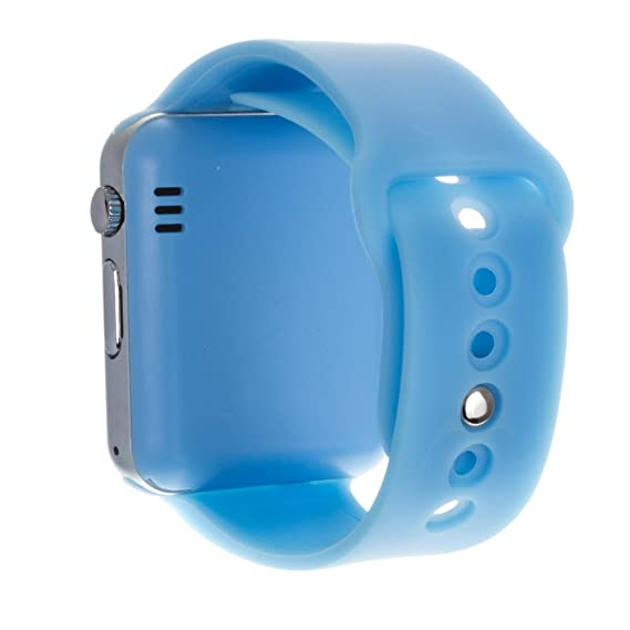 DAM TEKKIWEAR. G08 SMARTWATCH.4x1x4,5 cm. Color: Azul ...