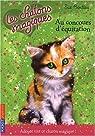 Les chatons magiques, tome 8 : Au concours d'équitation par Bentley
