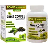 Neuherbs Green Coffee Bean Extract For Weight Loss - 90 Capsules