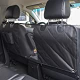 Vehicle Pet Barrier,Pet Net Barrier, Dog Backseat Barrier Mesh Obstacle Dog Car Fence Mesh, Fit Most & Easy to Install for Car,SUV,Truck