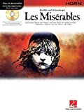 Les Miserables: Horn Play-Along Pack (Hal Leonard Instrumental Play-along)