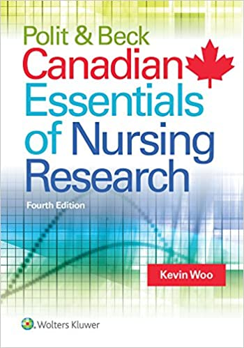 Amazon Com Canadian Essentials Of Nursing Research 9781496301468 Kevin Woo Books